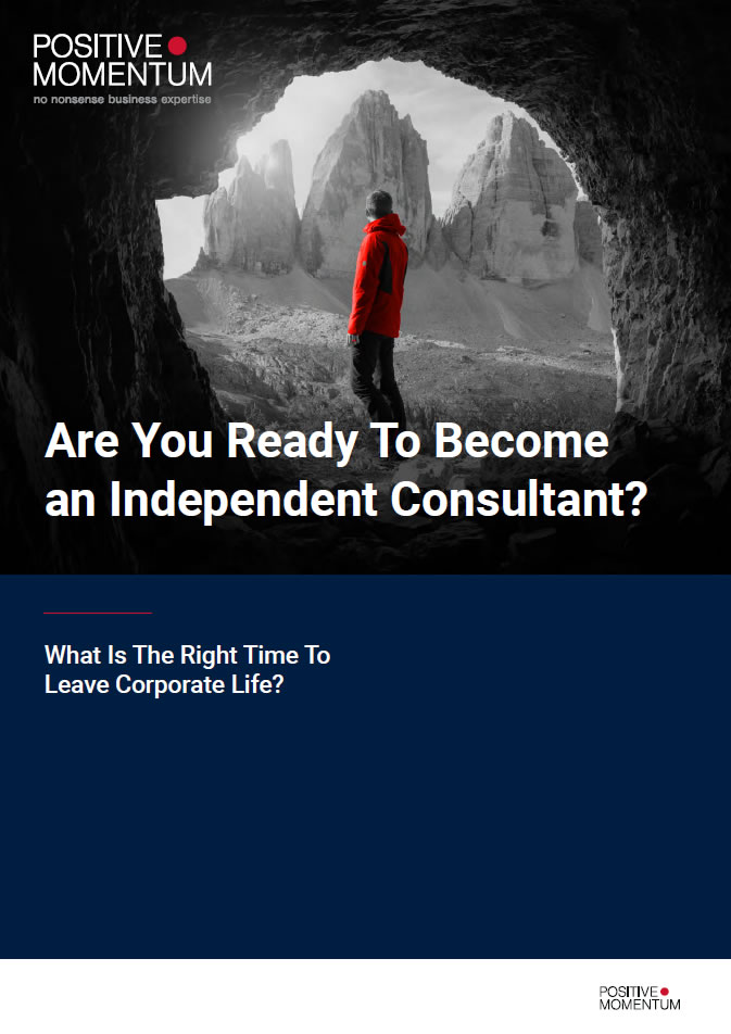 Are You Ready To Become an Independent Consultant